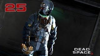 Прохождение Dead Space 3 - Часть 25 — Отдел биологии | Исследовательский центр