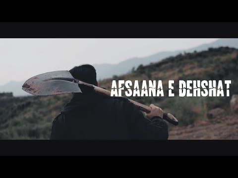 Afsaana-e-Dehshat (Diss) - Sunny Khan Durrani | Urdu Rap