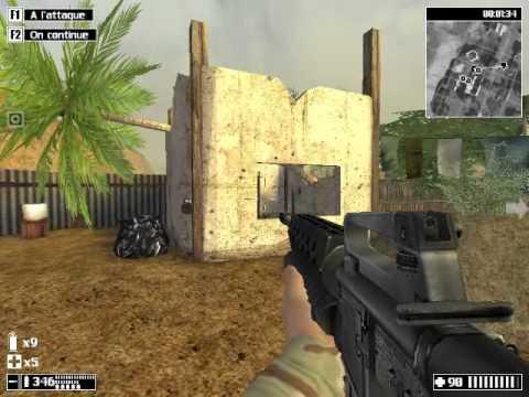 Les Navets Jouables - Terrorist Takedown et Motorbike Simulator