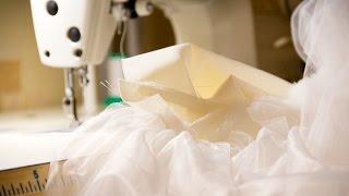 видео Пошив платья в ателье на заказ. Индивидуальный пошив женских платьев в Москве