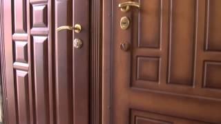 Бронированные двери торговой марки