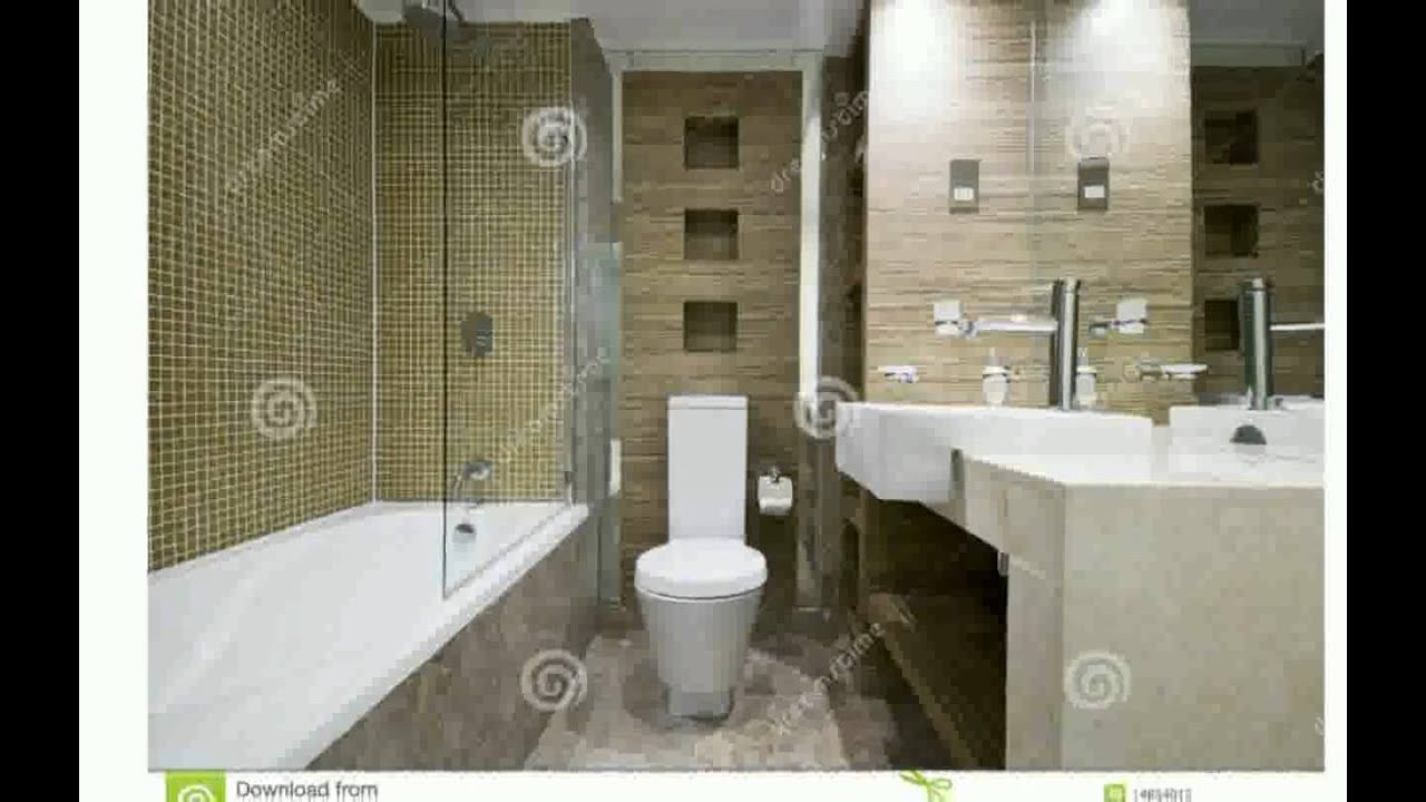 Photo salle de bain moderne youtube for Petit salle de bain moderne