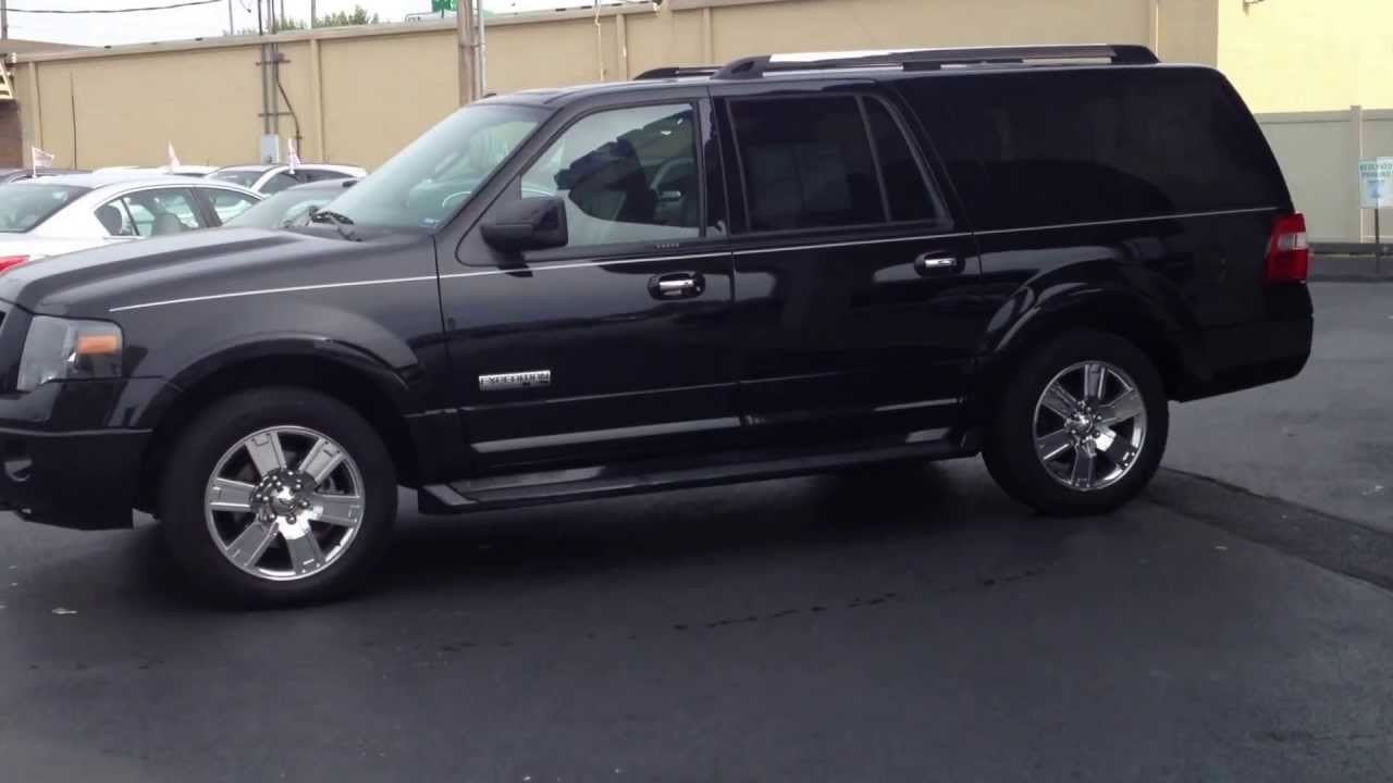 10 Ford Expedition EL Limited 10x10 at Don Wessel Honda - YouTube