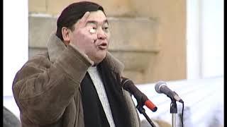 Мухтар Аблязов подал в суд на журналиста Сергея Козлова 26.01.2002 г.