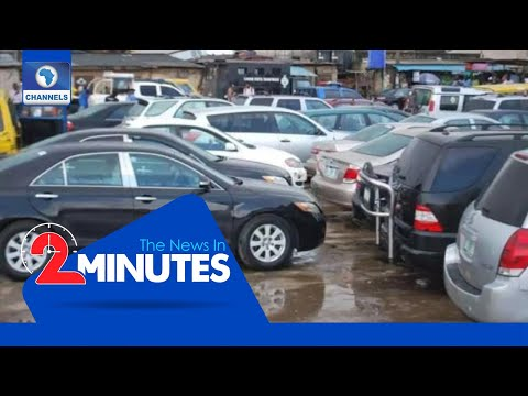 [News Update] One-Way-Traffic: 31 Vehicles Forfeited To Lagos Govt