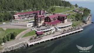 Байкал, Листвянка | Baikal, Listvyanka | AEROCAM Production