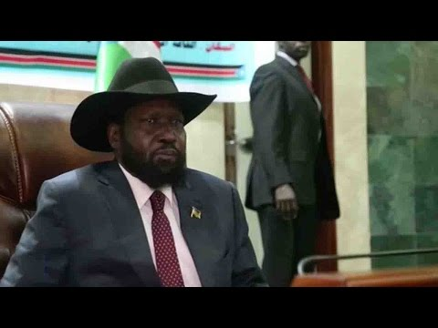 South Sudan president downplays UN famine warning