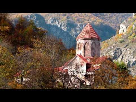 Армения - душа моя... Армянская церковь... Григор Нарекаци...