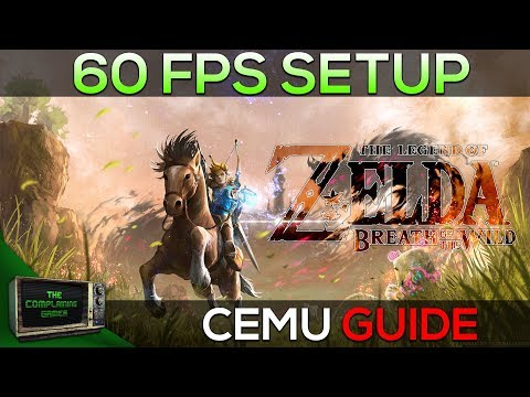 Cemu | 60 FPS Setup | Breath of the Wild Shrines - YouTube