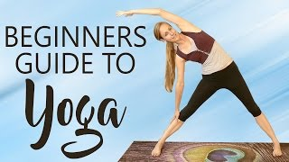 Complete Beginners Yoga with Meera ♥ 20 Minute Gentle Routine for Relaxation, Flexibility & Sleep