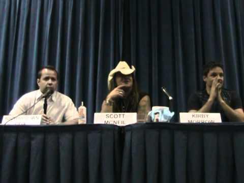 Metrocon 2010: Saturday Inuyasha Panel (Part 1 of 3)
