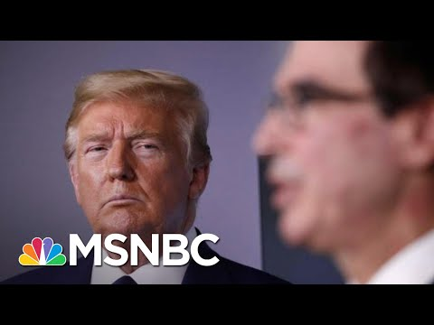 Is Trump Admin. Doing Enough To Deal With 'Unbelievably Awful' Unemployment? | The 11th Hour | MSNBC