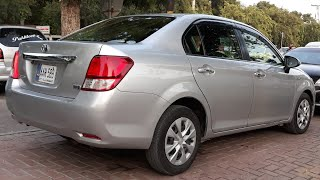 Toyota Corolla AXIO Hybrid 2013 | Complete Review