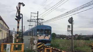 伊賀鉄道200系 SE51編成 伊賀神戸行き四十九到着