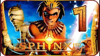 Sphinx and the Cursed Mummy Walkthrough Part 1 (Switch, PS2, PC) 100% - No Commentary