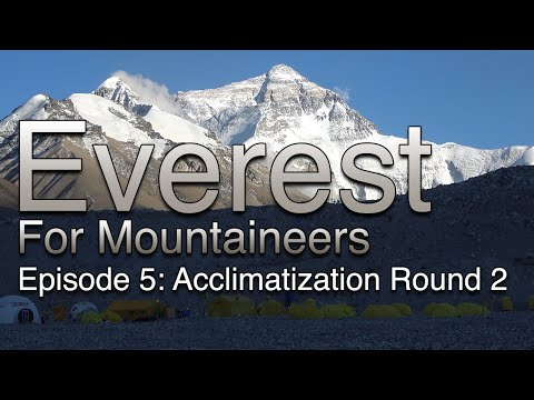 Everest For Mountaineers: Episode 5