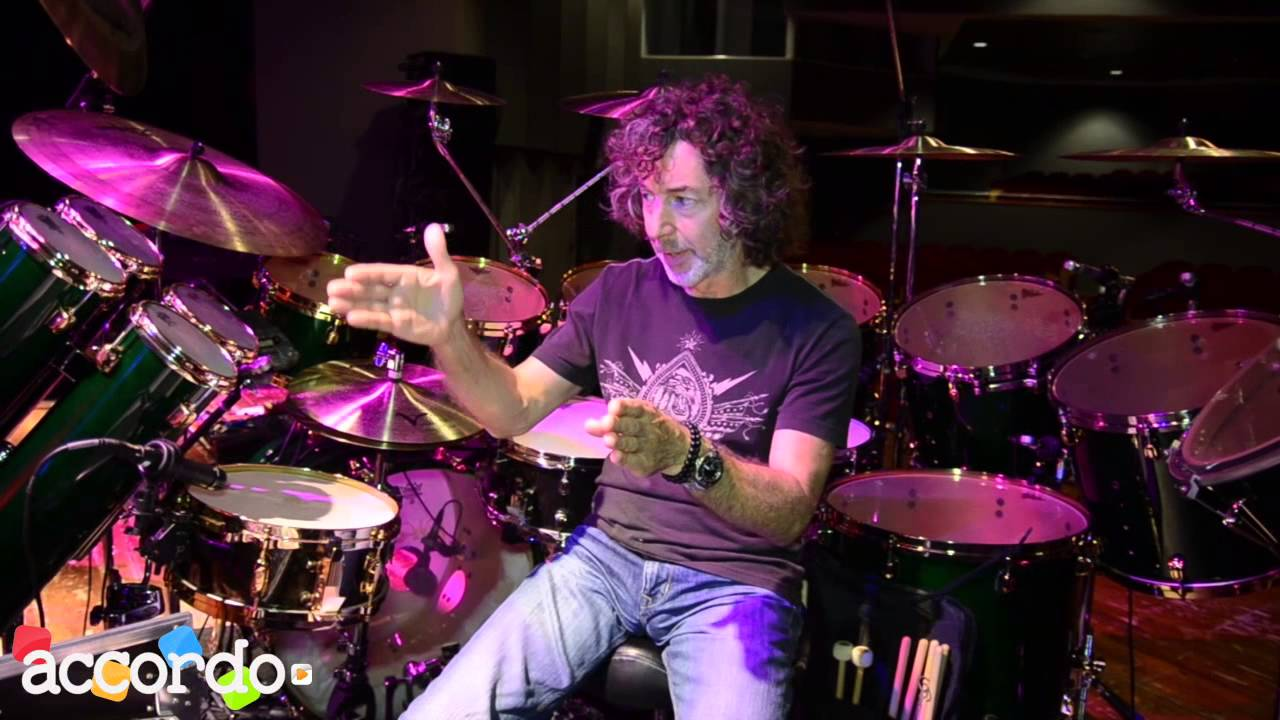 Simon Phillips - Drum Lesson: