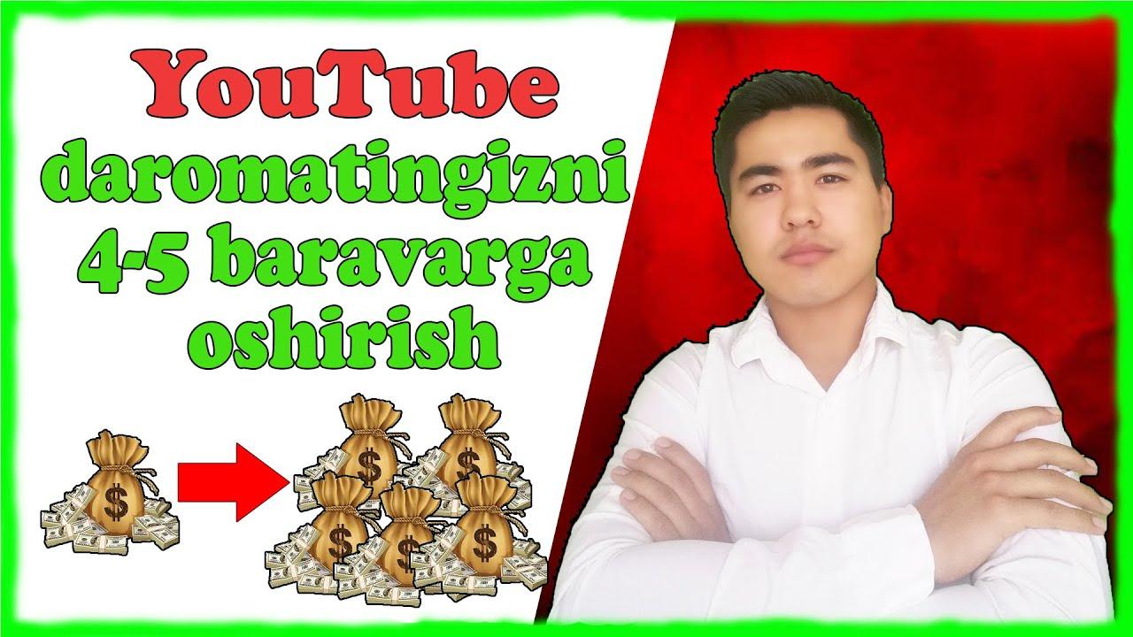 VİDEOGA REKLAMA JOYLASHTİRİSH (Youtube Darslari va Pul Topish) MyTub.uz