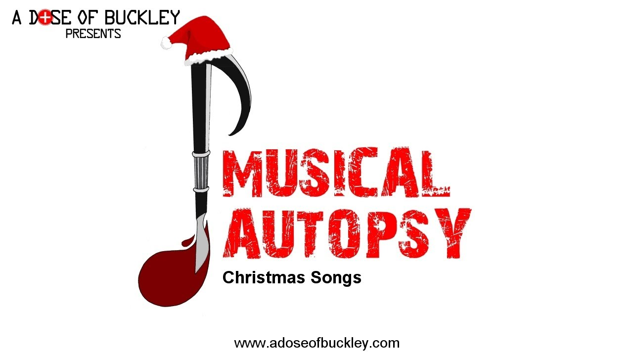 Musical Autopsy: Christmas Songs - YouTube