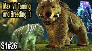 Download lagu ARK ABERRANT DIRE BEAR TAMINGBREEDING Ark Survival Evolved Aberration Gameplay Ep26 MP3
