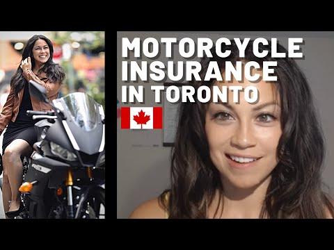 Motorcycle Insurance Q&A's - Toronto, Ontario Canada