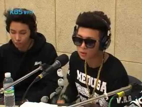 130629 KISS THE RADIO with Bangtan Boys (방탄소년단) FULL