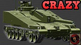 Object 490 - 152mm Russian Super Tank!