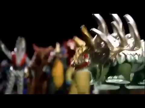 Ultraman ginga ending song.