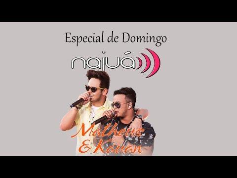 Especial Najua FM com M&K