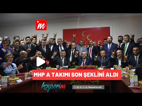MHP A Takımı Son Şeklini Aldı