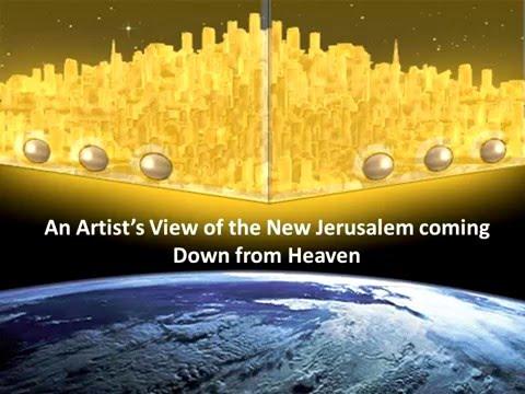 The Tabernacle of God; New Jerusalem  Bible Study