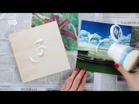 Do it yourself: imprimir fotos en madera | Euromaxx