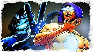 АБСТРАКТЫ, М-ТЕЛО АБСТРАКТА и КОСМИЧЕСКИЕ СУЩНОСТИ \ Концепции. Marvel Comics