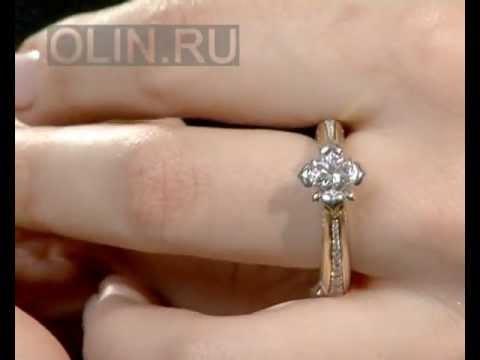 Каталог украшений с бриллиантами