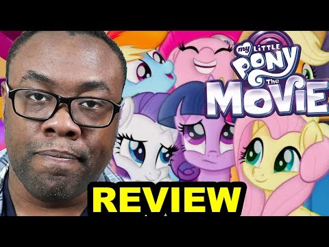 MY LITTLE PONY THE MOVIE REVIEW + Thor Ragnarok Announcement