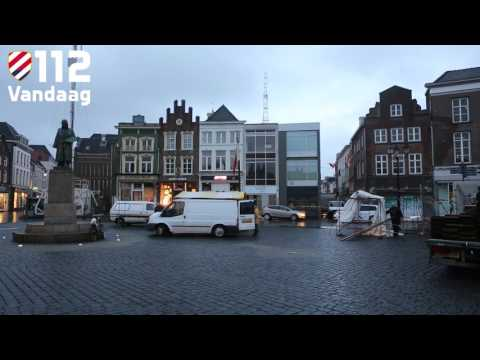 Goed voorbereide inbraak bij juwelier Schaap en Citroen in Den Bosch
