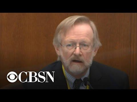 Prosecutors call pulmonologist as a rebuttal witness in Derek Chauvin trial