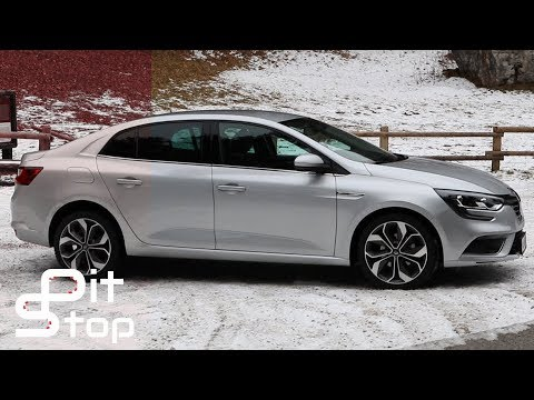 2019 Renault Megane GrandCoupe 1,5 dCi review
