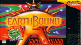 Earthbound - Pokey Means Business Music EXTENDED
