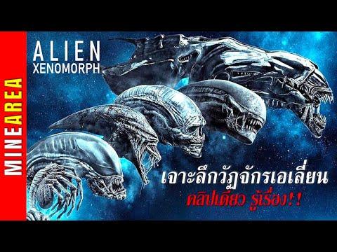 Download Alien Evolution(Xenomorph) I เจาะลึกเอเลี่ยนกันแบบจุใจ มนุษย์เพาะพันธุ์เอเลี่ยน?  Ep 1/2 MineArea