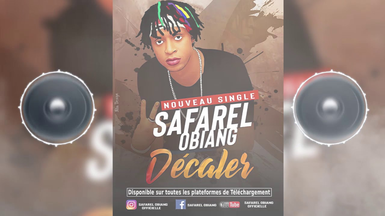 safarel obiang decaler