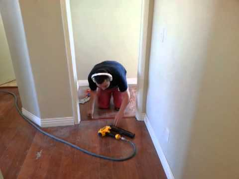 How To Install A T Molding Youtube