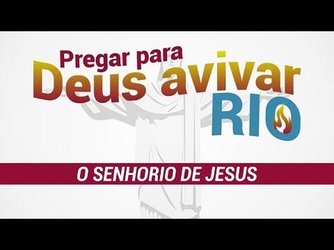 O SENHORIO DE JESUS #4 // SEM. DE VIDA NO E.S // THAÍS APARECIDA