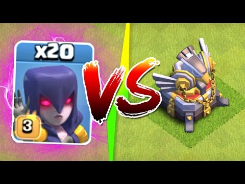 Clash Of Clans - 1 TROOP  vs TOWN HALL 11! - INSANE MASS GAME PLAY!