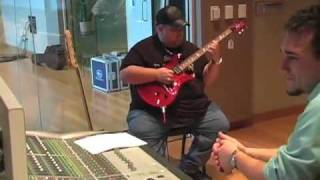 In the Studio with Johnny Hiland - Sweetwater Studios