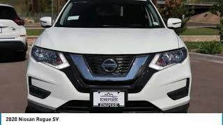 2020 nissan rogue lakewood colorado lw144149