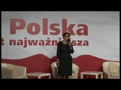 Oświadczenie Joanny Kluzik-Rostkowskiej