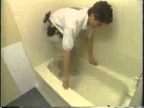Bath fitter youtube for Acrylic bathtub liners cost