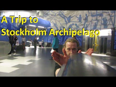 A Trip to Stockholm Archipelago