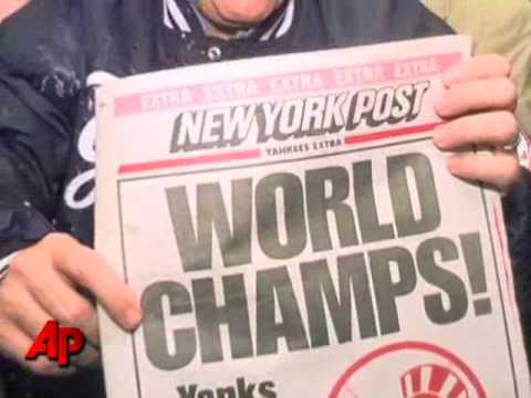 Yankees Say George Steinbrenner Dies at 80